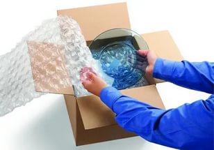 Коробки, пленка для переезда. ГрузТакси24