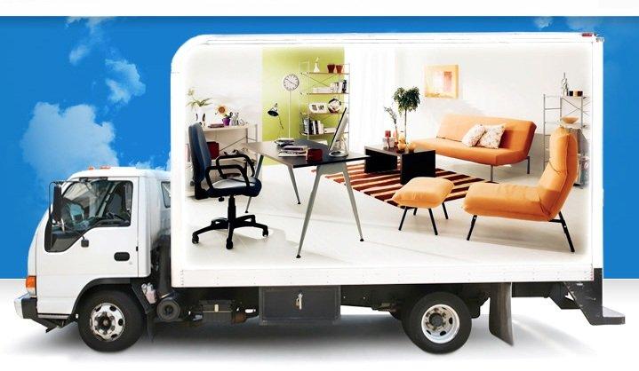 Перевозка мебели. Автотранспорт для перевозки мебели
